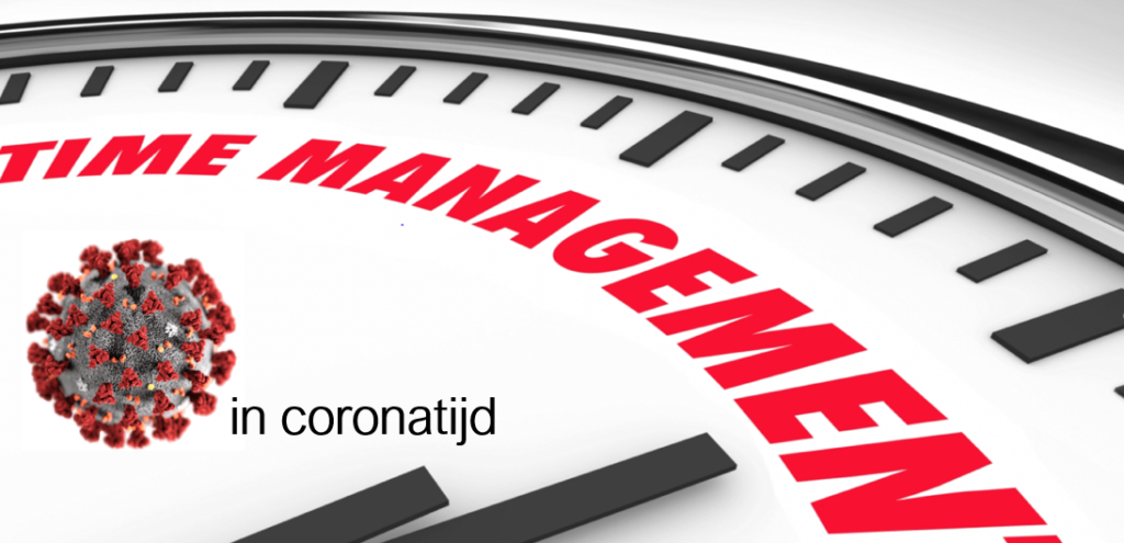 Timemanagement in coronatijd website